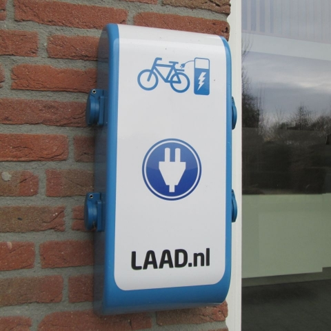 Laadpaal E-bike